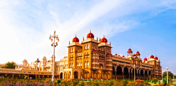 Mysore Palace by Neha Gupta