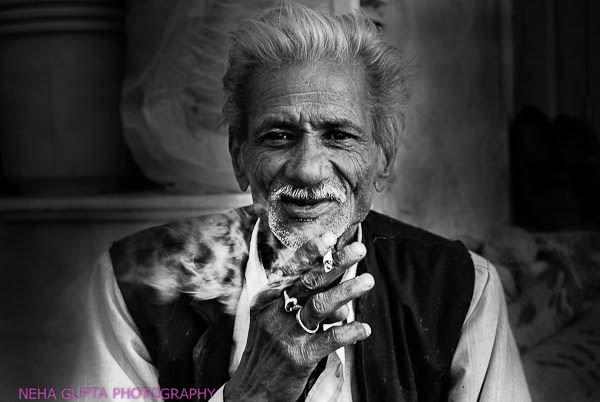 Old & Happy by Neha Gupta
