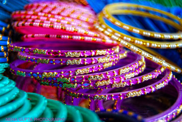 Colors Of Bangles by Neha Gupta