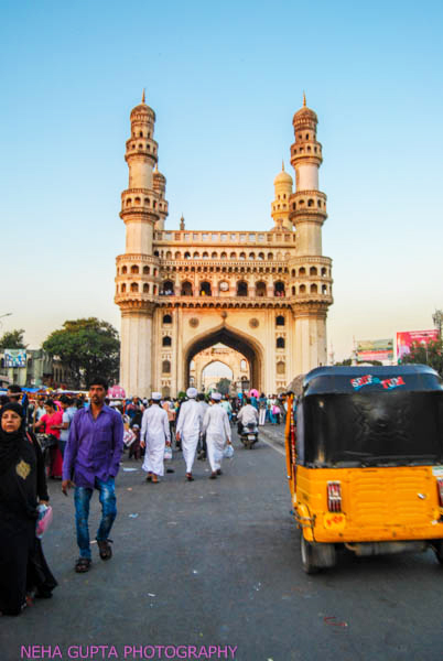 An evening at Charminar by NehaGupta