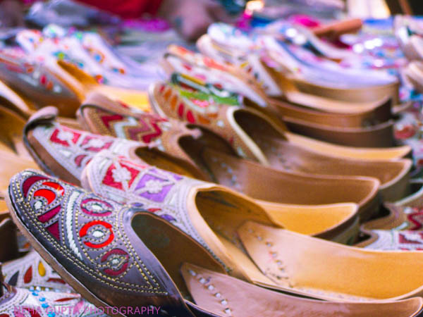 Colorful shoes by Neha Gupta