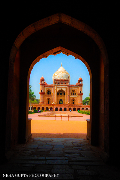Safdarjung tomb, New Delhi, India.