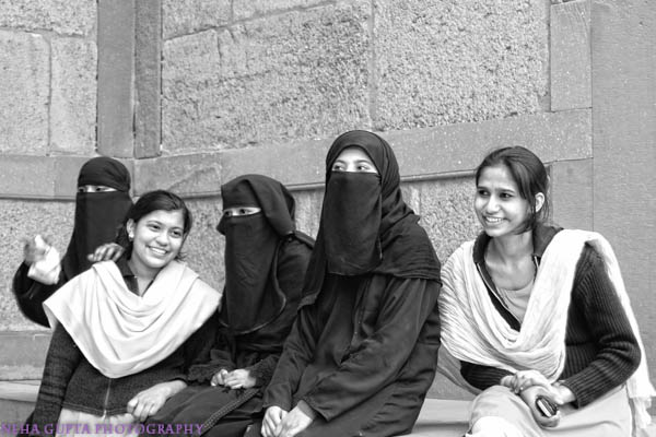 Smiles - Visible & Invisible by Neha Gupta