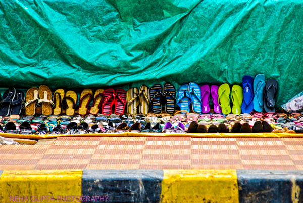 Shoes On Sale by Neha Gupta
